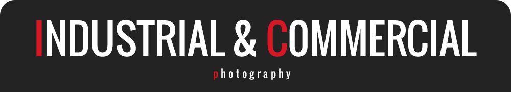 Industrial & Commercial Photographer logo